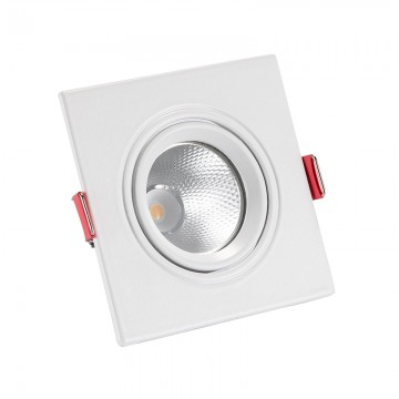 Foco LED Manhattan Cuad. 5W