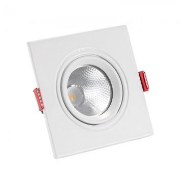 Foco LED New Madison Cuad. 5W
