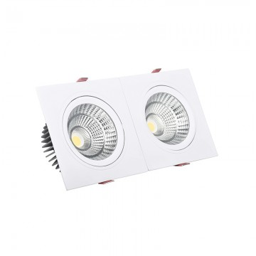 Foco LED Manhattan Doble 10W
