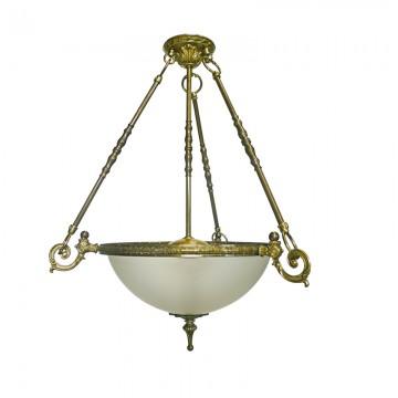 Lámpara Colgante Azafrán 3l