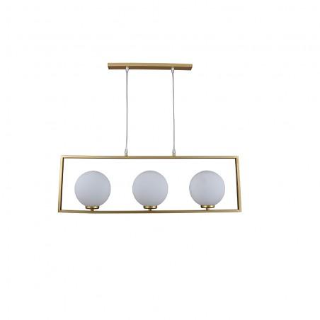 Lámpara Techo Brescia Dorado