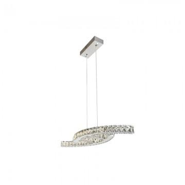 LAMPARA LED 24W CRISTAL K9...