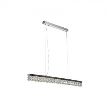 LAMPARA LED 10W CRISTAL K9...