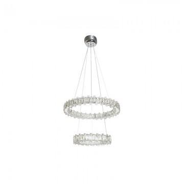 LAMPARA LED 46W CRISTAL K9...