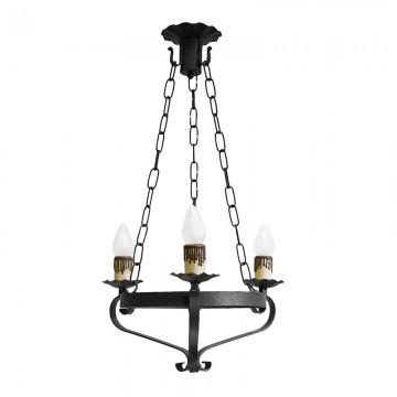 Lámpara Forja Salobreña 3 L