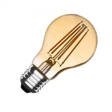 Bombilla LED E27 6W F. Gold...