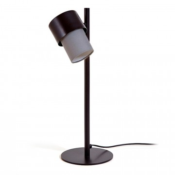 Lámpara sobremesa Kan Negro