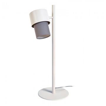 Lámpara sobremesa Kan Blanco
